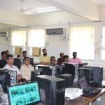 Participants visited the Institute