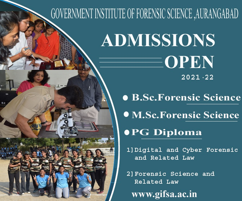 Admission Notice for Academic Year 2021-2022